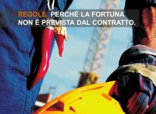 """Campagna di Comunicazione """"In Regola. Emersione e legalità per un lavoro sicuro"""""""