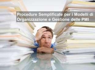 Procedure Semplificate per i Modelli di Organizzazione e Gestione delle PMI